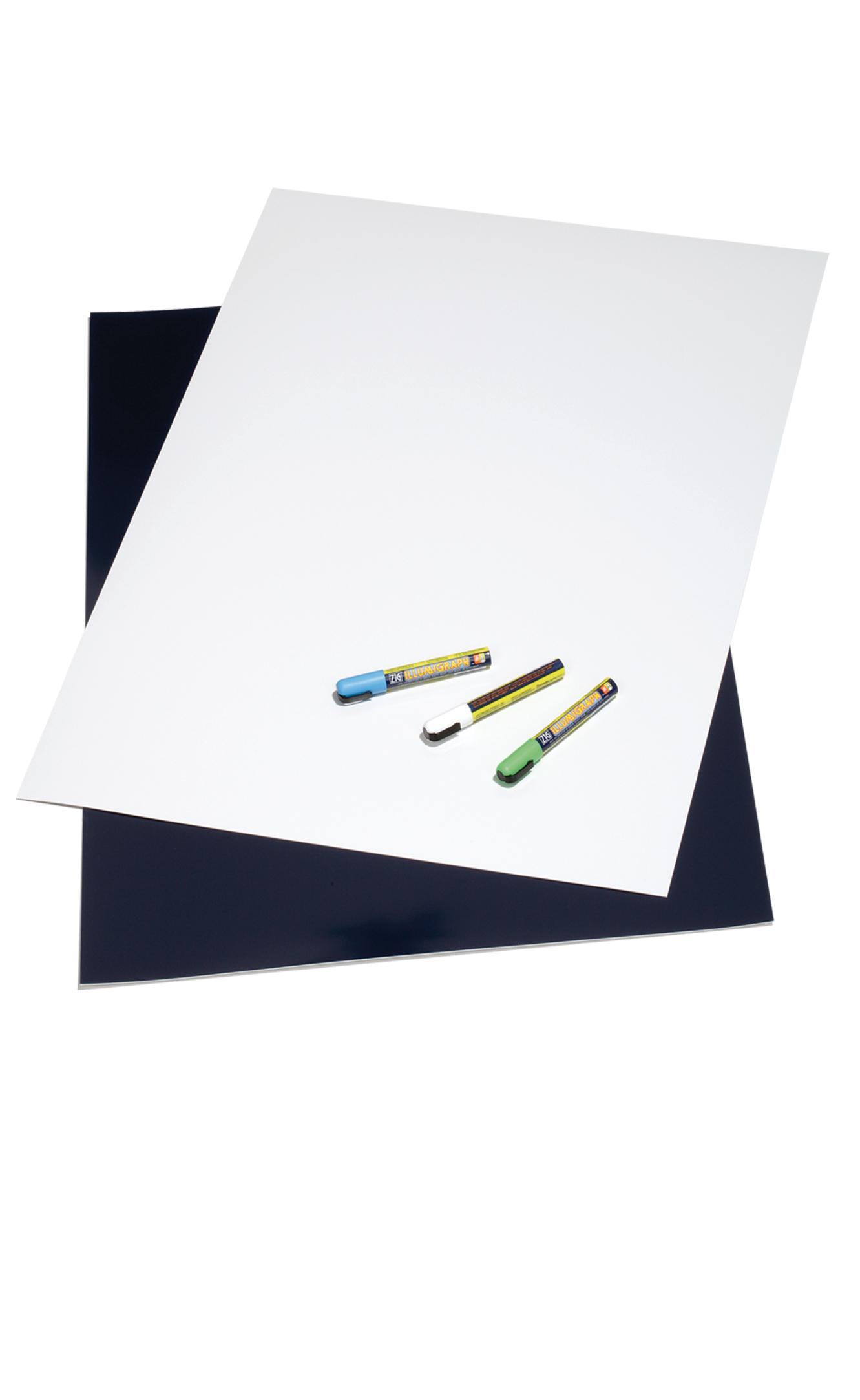 Kreidetafel für Kundenstopper