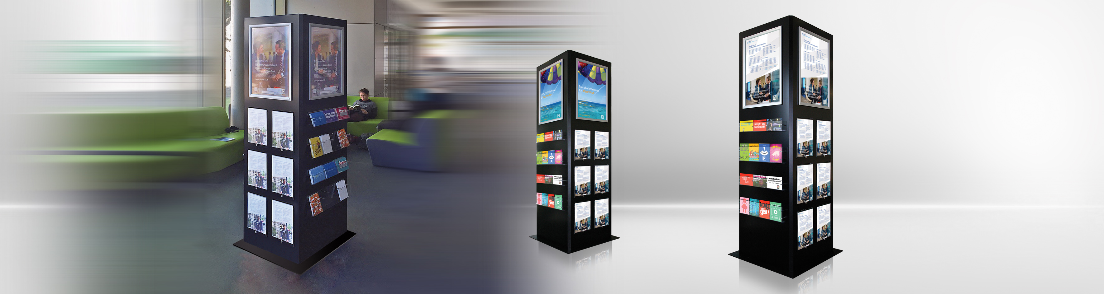 Digitales POS-Display