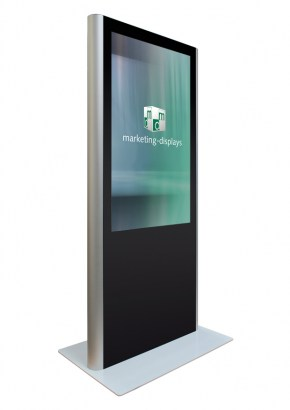 Digital Signage InfoStele Circle 42