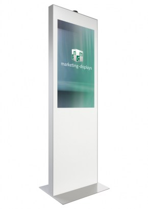 Information column Plano 42 - white